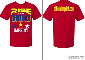 Image of Rise and Grind Tee #2