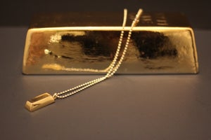 Image of Goldbar Necklace
