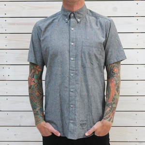 Image of Button up Chambray