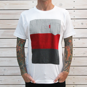 Image of Tri fecta pocket tee