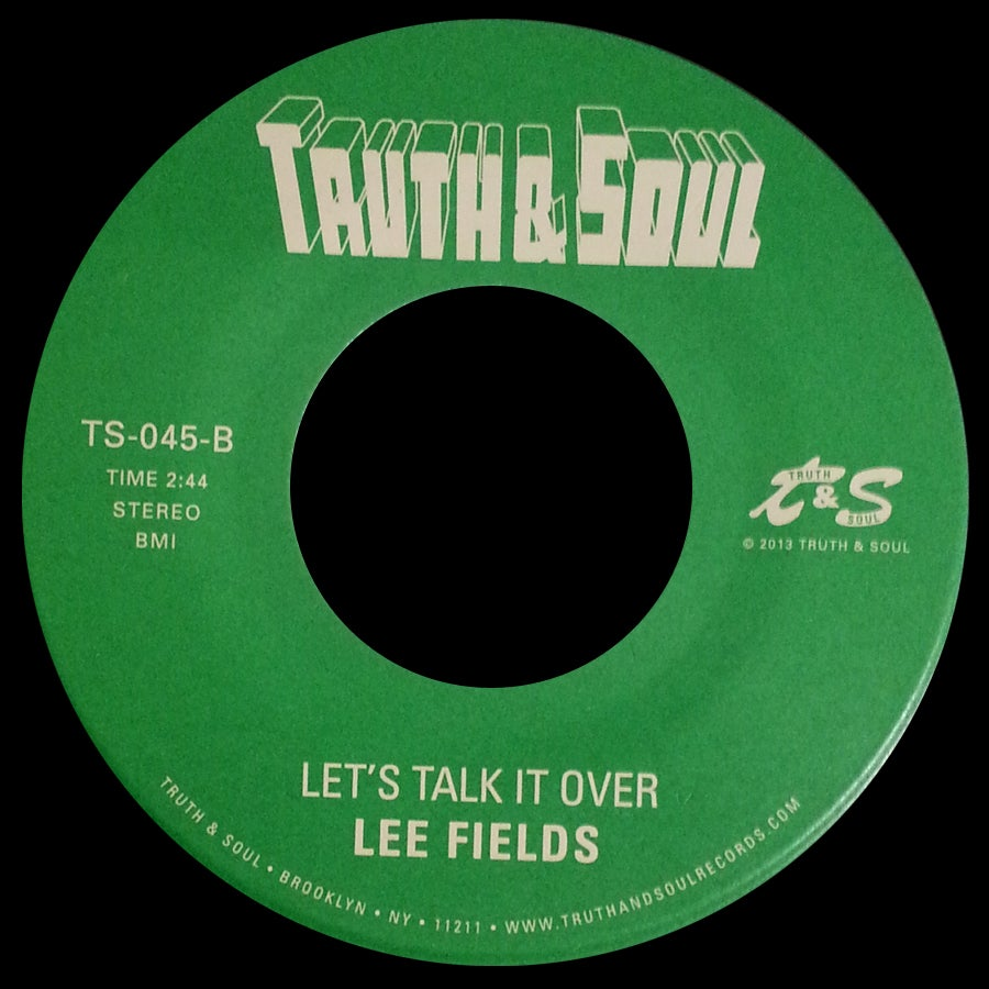 Image of TS-045 LEE FIELDS