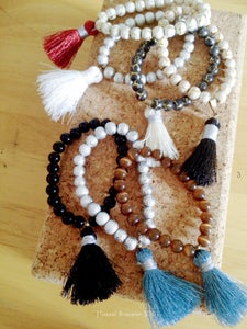 Image of tassel bracelet