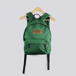 Image of The Green Backpack