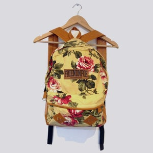 Image of The Sand Floral Backpack