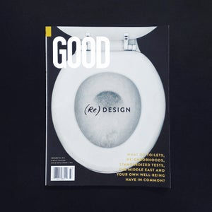 Image of Issue 030: The (Re)design Issue