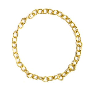 Image of CHAIN RING In 18 Karat