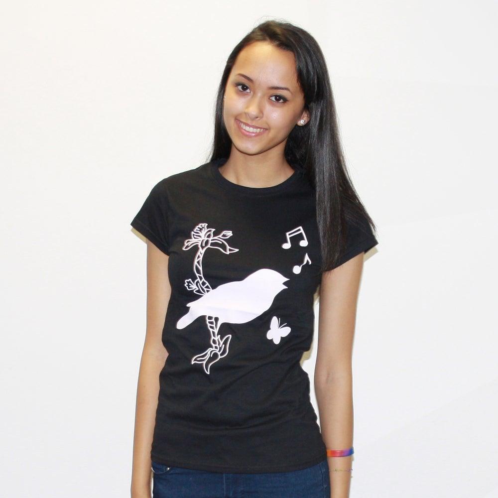 Image of Amy Winehouse Foundation T-Shirt