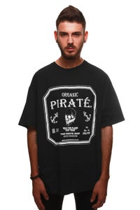Image of LIQUOR T-SHIRT BLACK