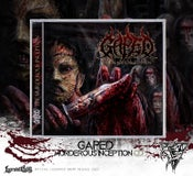 Image of GAPED - Murderous Inception CD