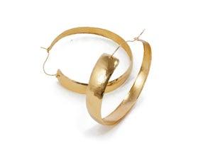 Image of Big Hoop Earrings