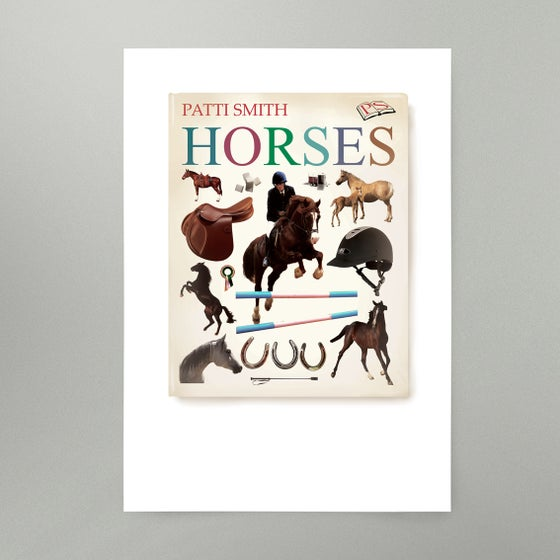 Image of Horses Art Print