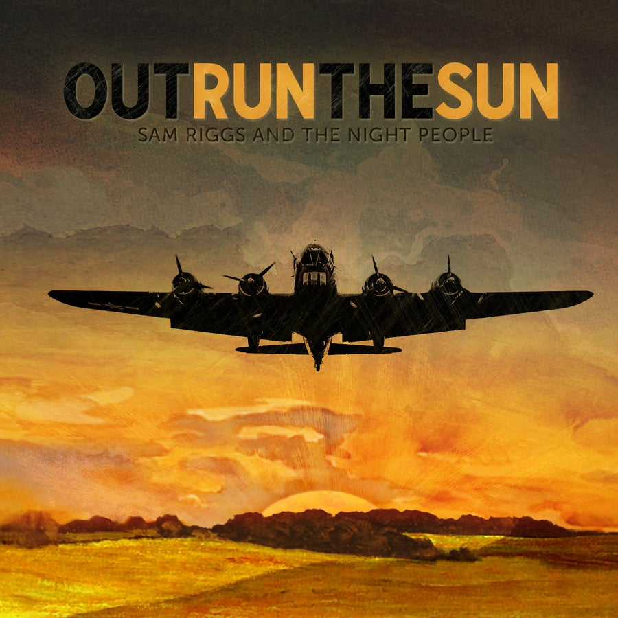 Image of Outrun The Sun CD