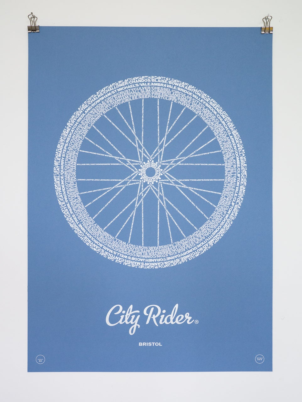 Image of City Rider, Bristol (New Blue)