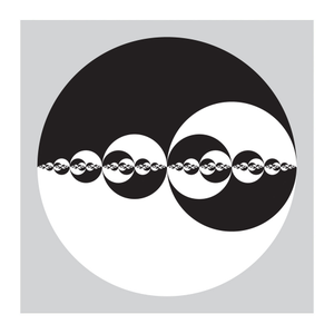 Image of Yin and Yang Fractal
