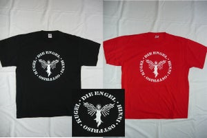 "Image of T-Shirt ""Die Engel Namen"""