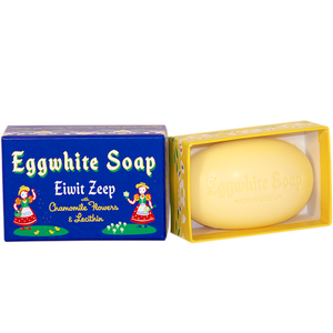 Image of Eggwhite + Chamomile Soap
