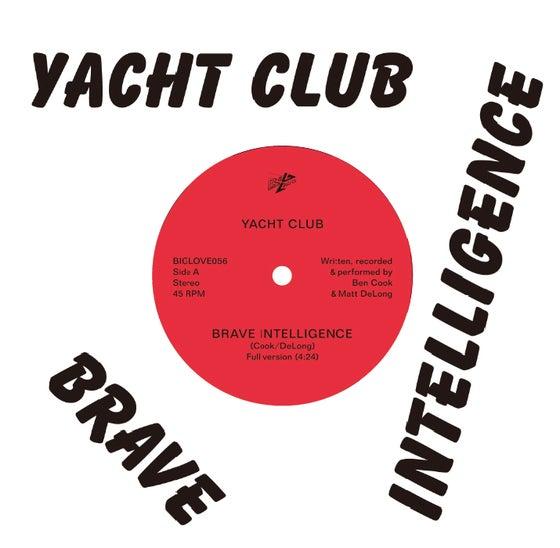 "Image of YACHT CLUB ""Brave Intelligence"""
