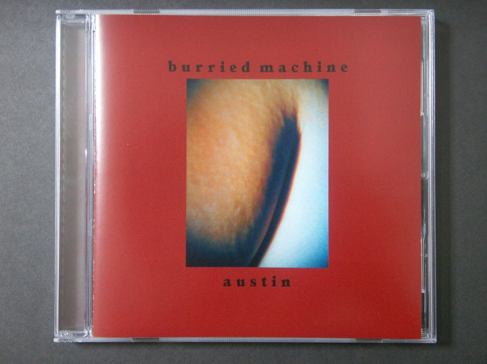 "Image of burried machine ""austin"" cd  rr-001"