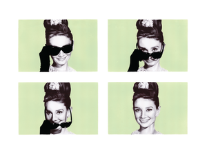 """Image of """"Audrey Sunglasses"""" by James Mylne"""