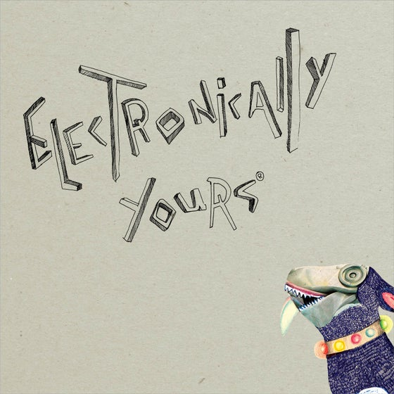Image of CDUN14 Various Artists: Electronically Yours Vol 1  2CD