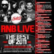 Image of R&B LIVE MIX BEST OF 2K11 PART 1