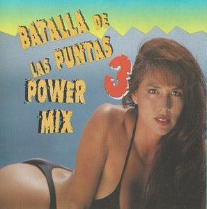 Image of Batalla De Las Puntas Vol.3 Power Mix