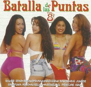 Image of Batalla De Las Puntas Vol.8