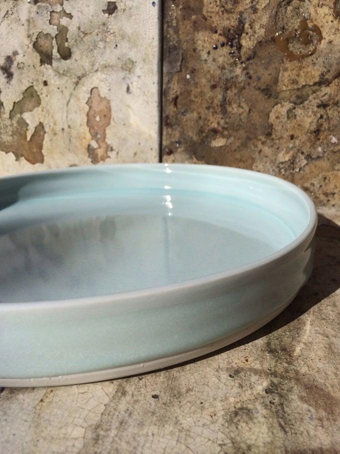 Image of Hoarfrost Porcelain Tray