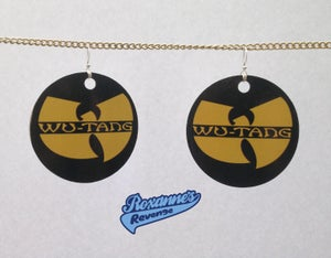 Image of  Wu Tang Clan Earrings