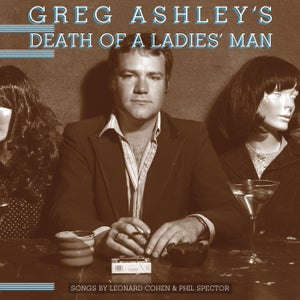 "Image of Greg Ashley - ""Death of a Ladies' Man"" LP"