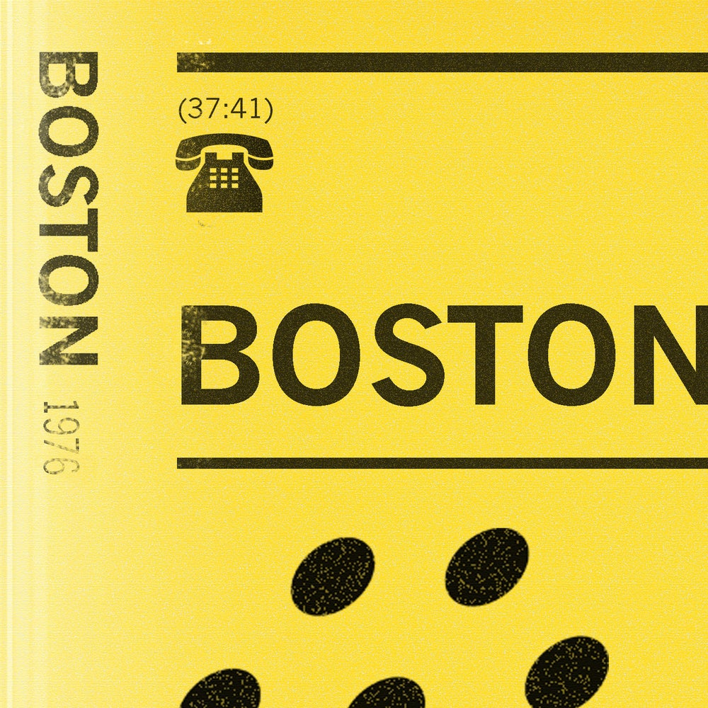 Image of Boston Art Print