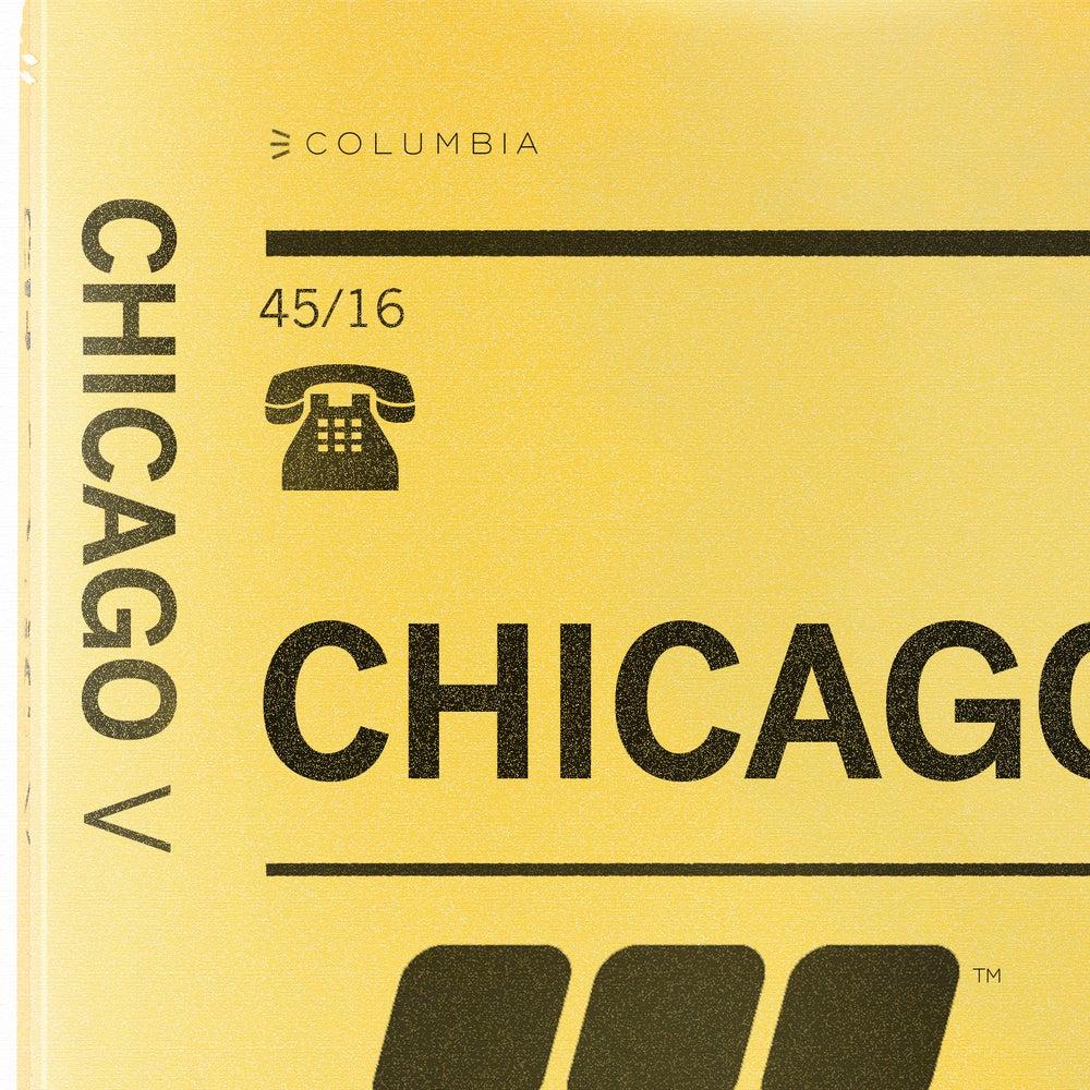 Image of Chicago Art Print