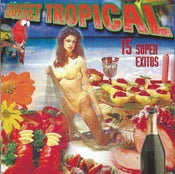 Image of Buffet Tropical - 15 Super Exitos