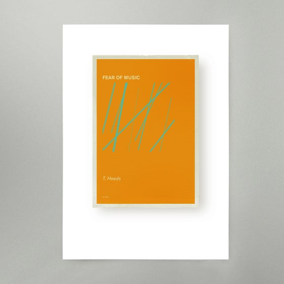 Image of Fear of Music Art Print