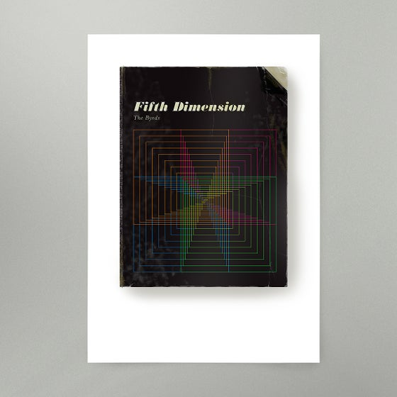 Image of Fifth Dimension Art Print