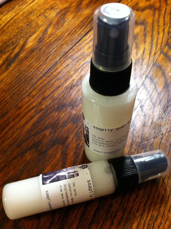 Image of THE Spray Moisturizing Spray Detangler
