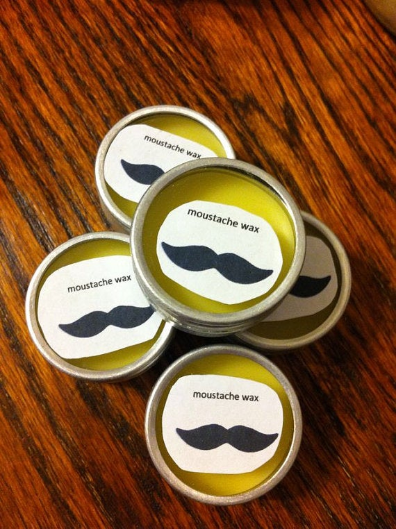 Image of Moustache Wax for the Discerning Gentlemen