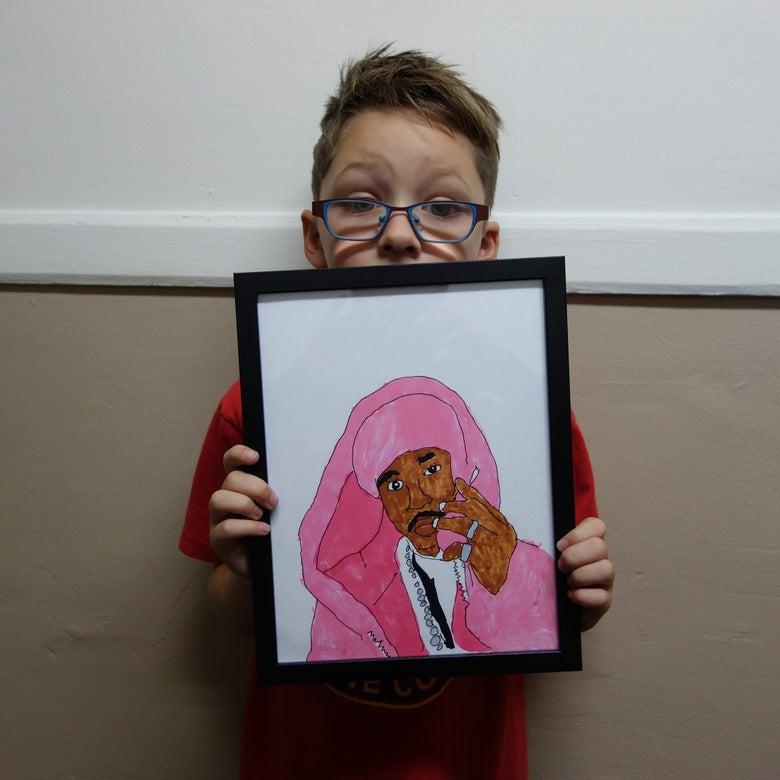 """Image of Yung Lenox """"Killa"""" Print"""