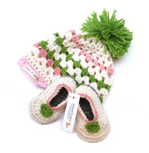 Image of Girly Girl Pom Kick Set