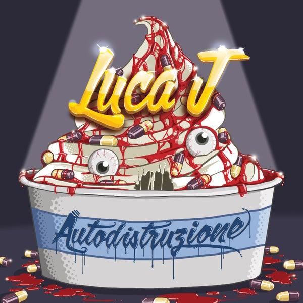 LUCA J - AUTODISTRUZIONE - HONIRO STORE