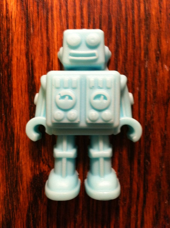Image of Robot Soap