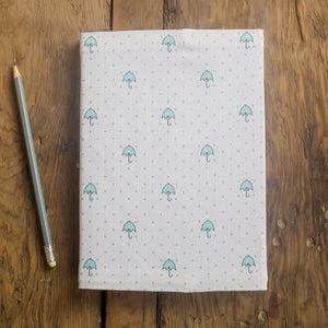 Image of Umbrella Polka Dot Notebooks