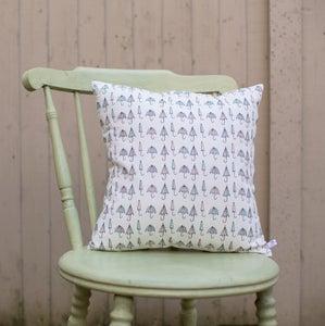 Image of Sketch Umbrella Cushion