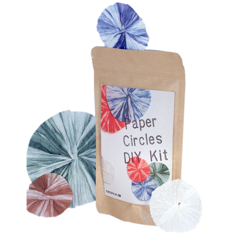 Image of DIY Paper Circles Kit