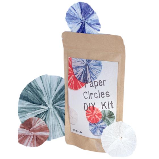 Image of DIY Paper Circles Kit