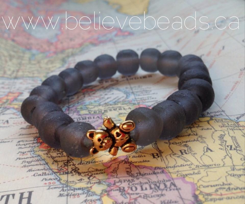 """Image of """"CHARCOAL"""" Ambassador Bracelet"""