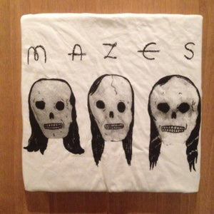 Image of Mazes 'Skulls' Shirt