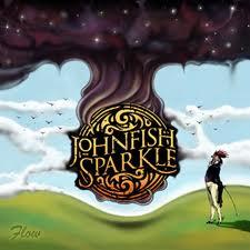 Image of Johnfish Sparkle - Flow CD