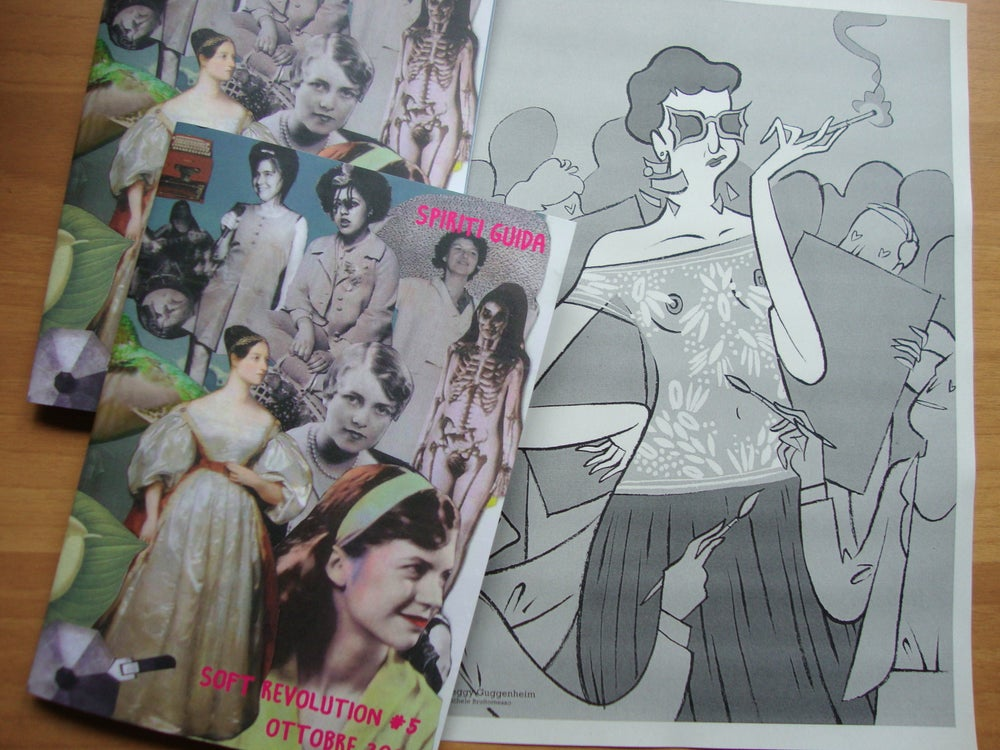 Image of Soft Revolution Zine #5: Spiriti guida
