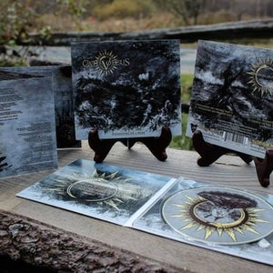 "Image of Digipack CD ""Voyageurs de l'Aube"""